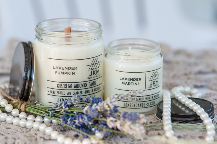 JKM Soy Candles