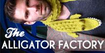 http://www.TheAlligatorFactory.etsy.com